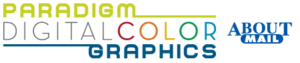 digital color logo